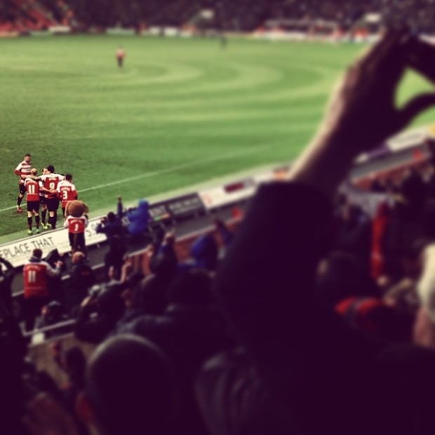 Doncaster Rovers 1-0 Sheffield Wednesday