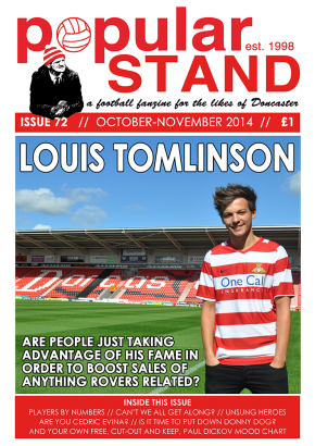 popular STAND issue 72 cover