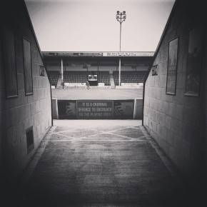 Bescot Stadium, Walsall