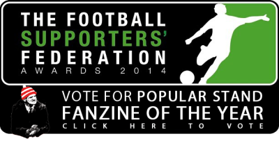 Vote for popular STAND for Fanzine of the Year at the FSF Awards