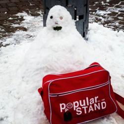 popular STAND snowman