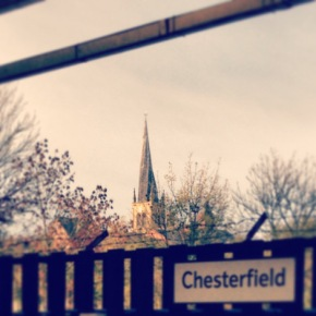 Chesterfield train station