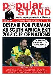 popular STAND fanzine issue 74