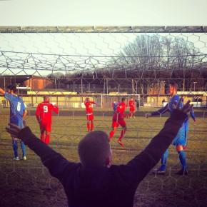 34. Carshalton Athletic 3-1 East Grinstead Town B
