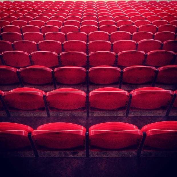 Empty seats at Doncaster's Keepmoat Stadium