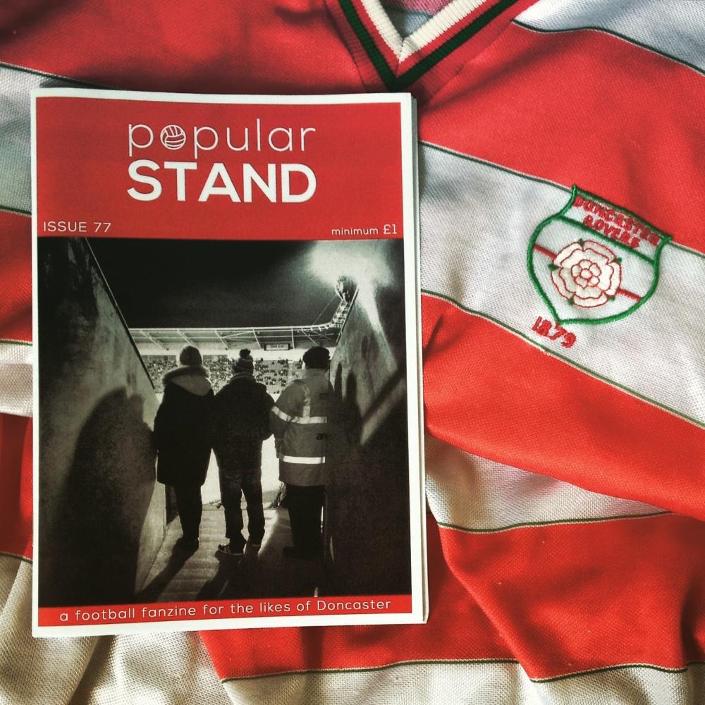 popular STAND fanzine issue 77