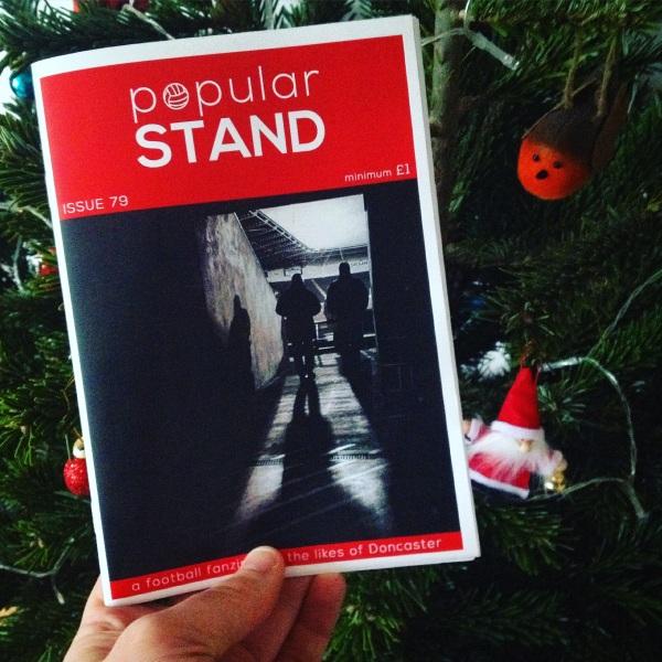 popular STAND fanzine issue 79