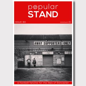 popular STAND fanzine issue 80