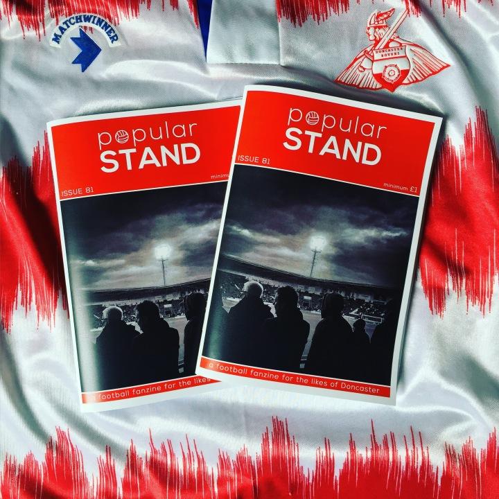 popular STAND fanzine issue81