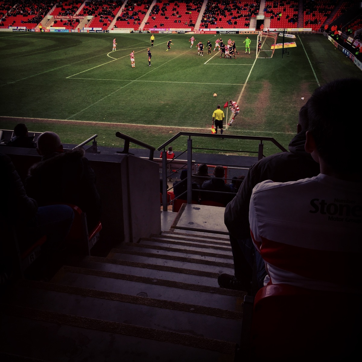 Doncaster Rovers 2-1 Portsmouth: 250 word match report