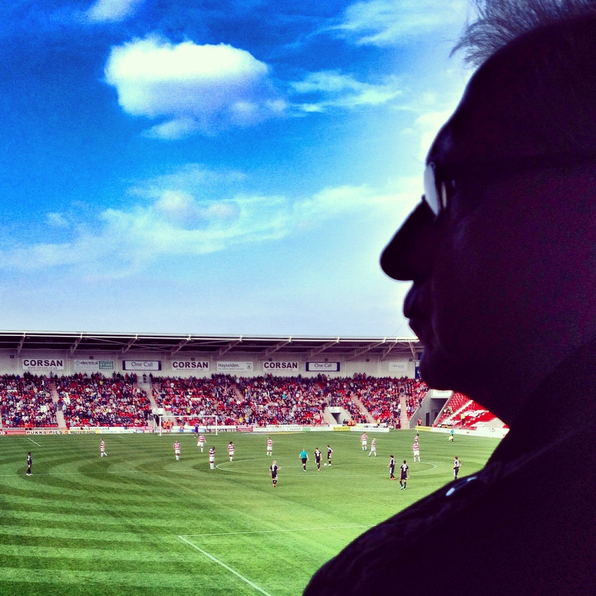 Doncaster Rovers 0-1 Scunthorpe United: 250 word match report