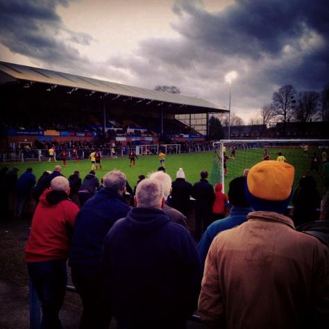 24 Kings Lyn Town 0-3 Kettering Town B