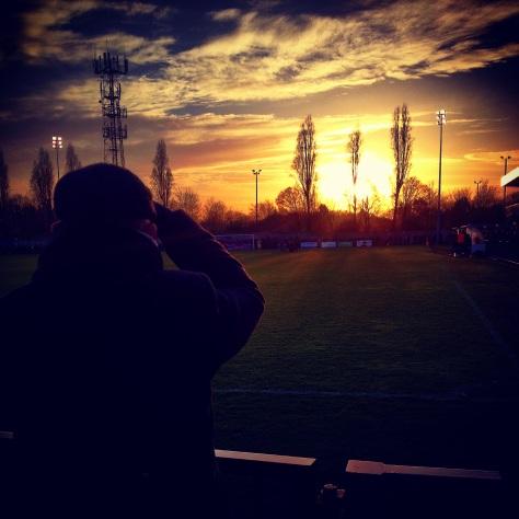 Dulwich Hamlet 1-2 Guiseley