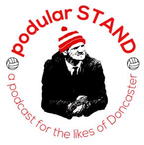 podular STAND - popular STAND fanzine podcast logo