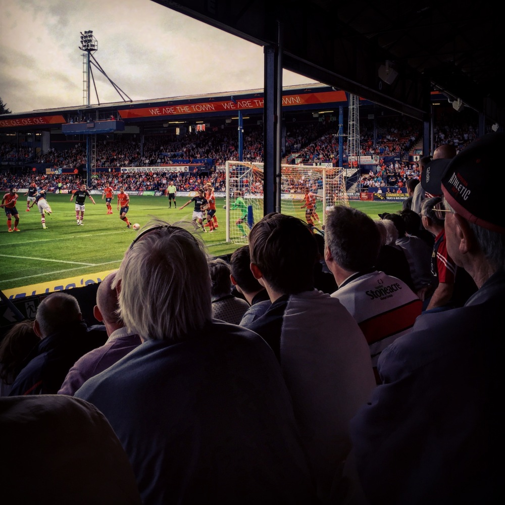 Luton Town 3-1 Doncaster Rovers