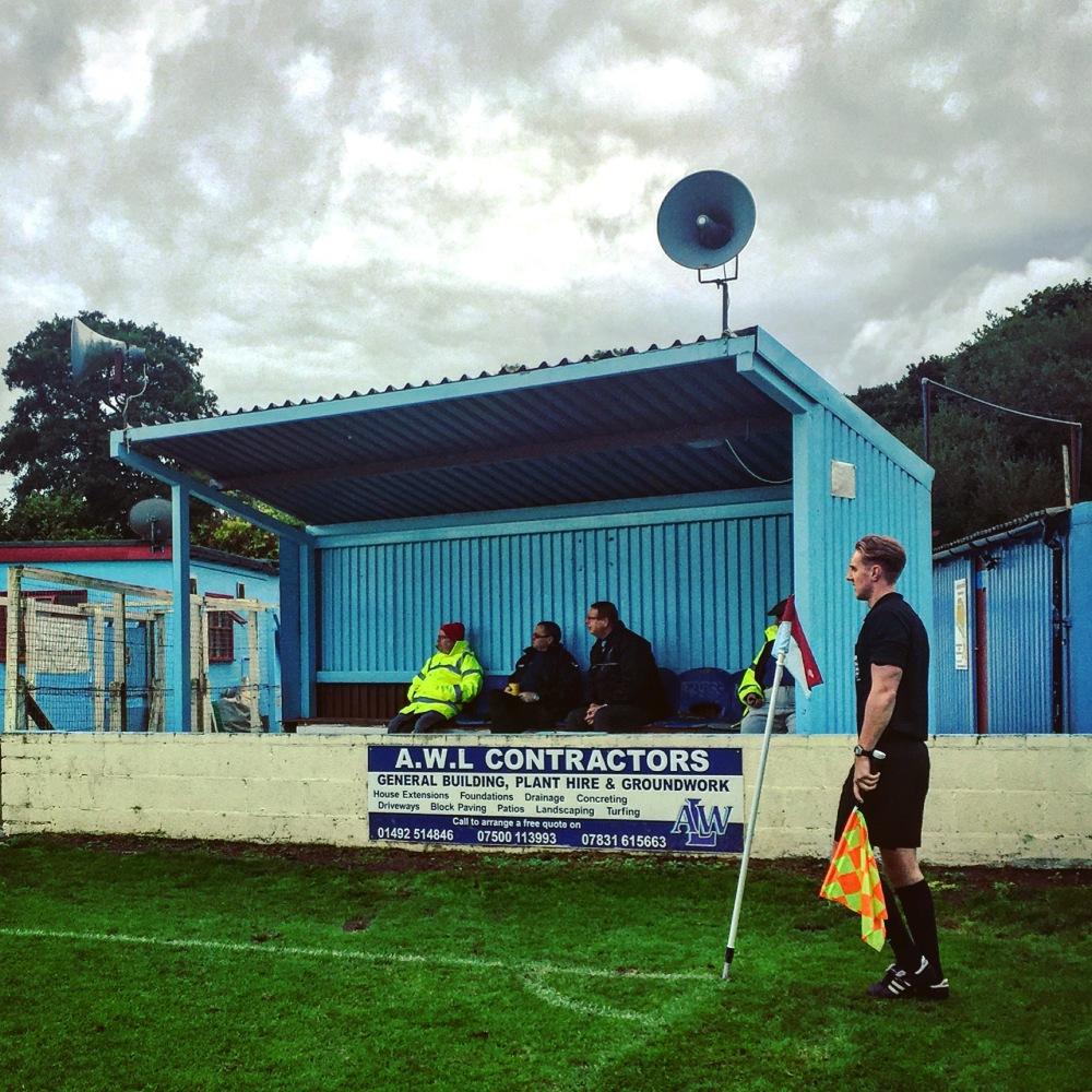 Colwyn Bay 0-2 Ossett Town