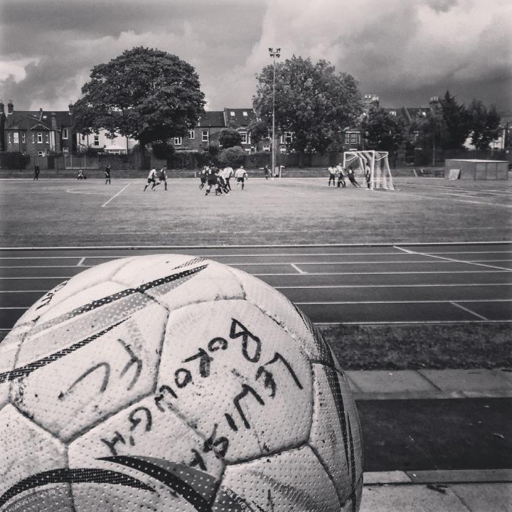 Lewisham Borough 0-4 Bridon Ropes