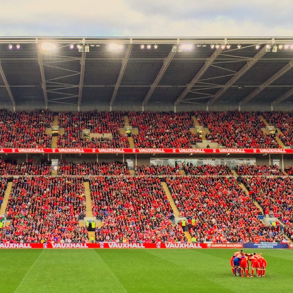 Wales 0-0 Georgia