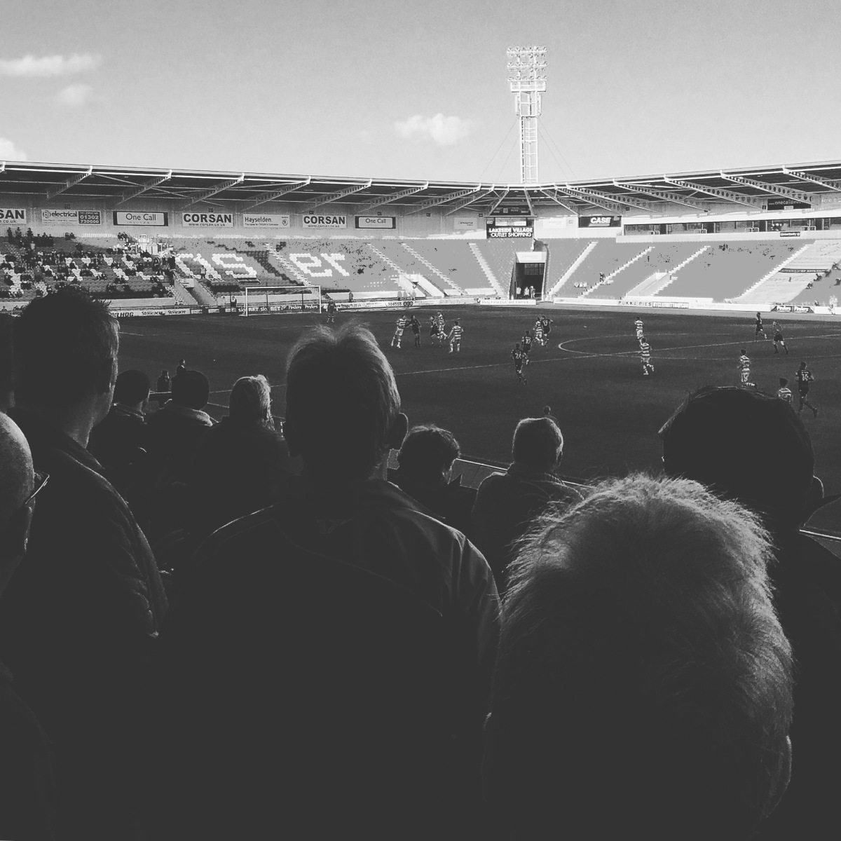 Doncaster Rovers 3-0 Fleetwood Town: 250 word match report