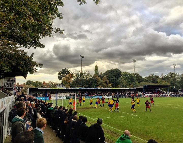 Hampton & Richmond Borough 2-3 Maidenhead United