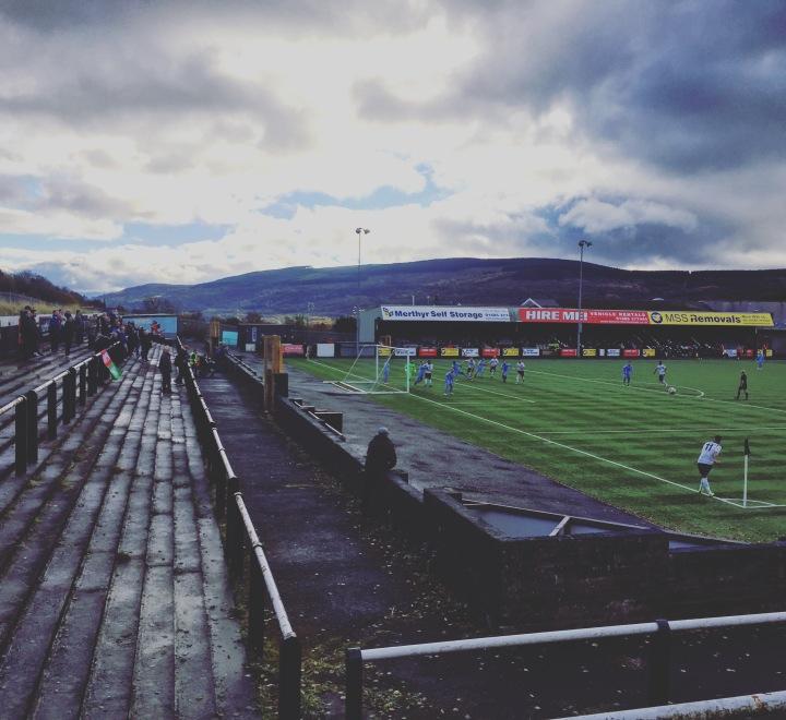 Merthyr Town 2-2 Slough Town