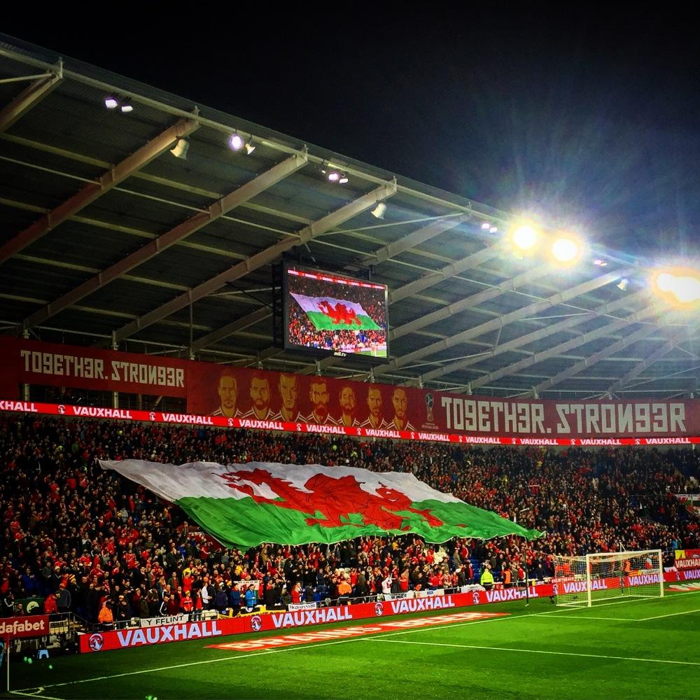 Wales 1-1 Serbia