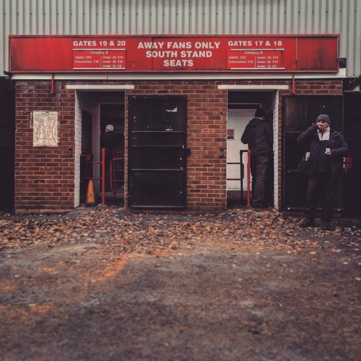 Stevenage 3-4 Doncaster Rovers