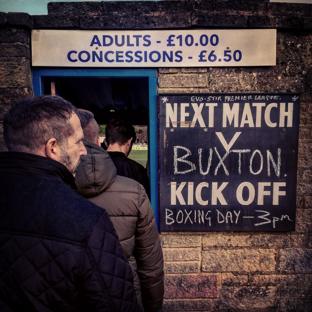 Matlock Town 3-1 Buxton