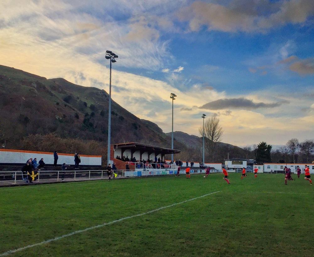 Conwy Borough 2-3 Holyhead Hotspur
