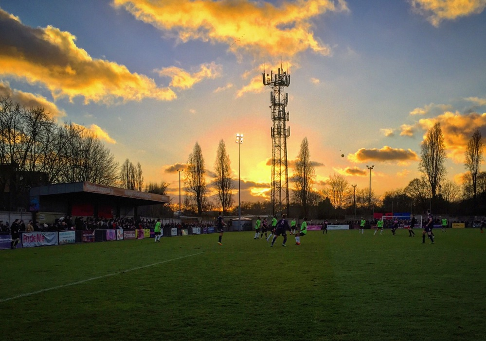 Dulwich Hamlet 2-1 Hendon