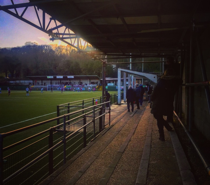 Whyteleafe 0-1 Corinthian Casuals