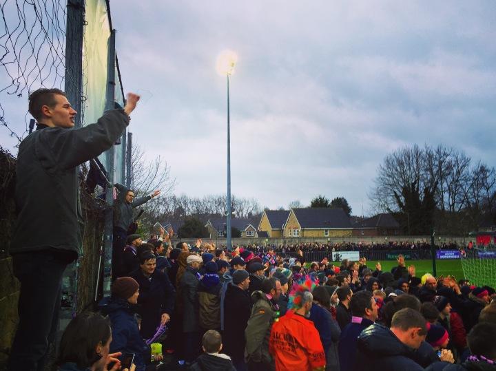 Dulwich Hamlet 2-2 Macclesfield Town