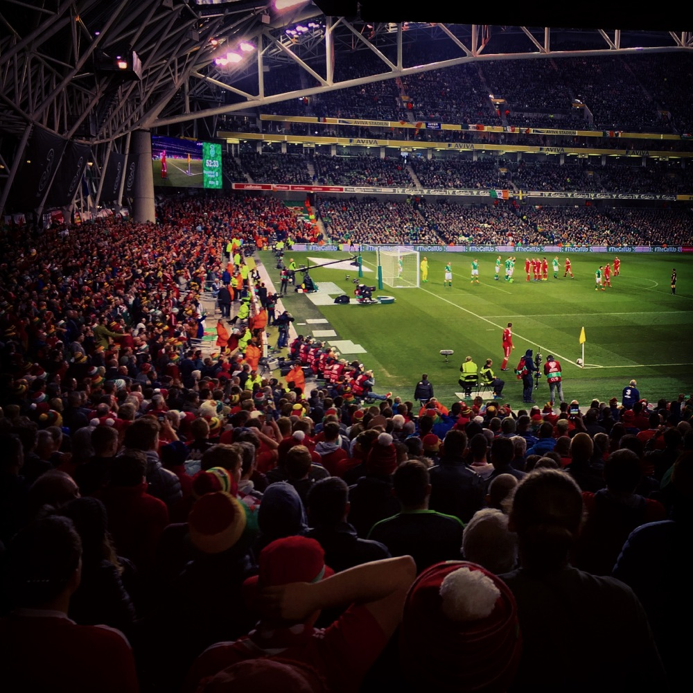 Republic of Ireland 0-0 Wales