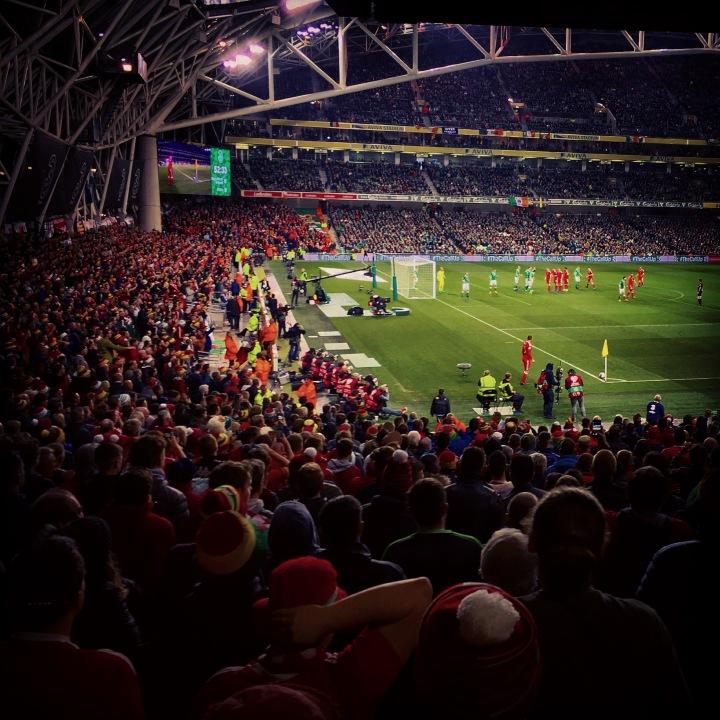 Republic of Ireland 0-0 Wales