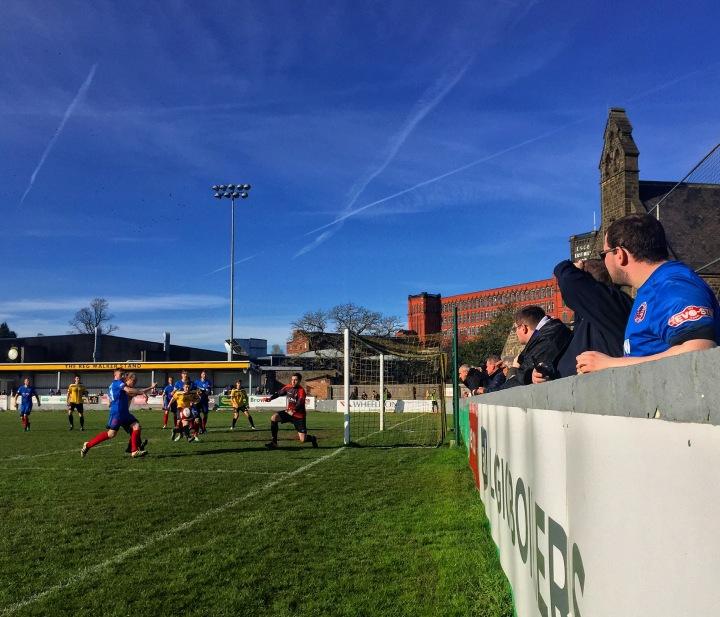 Belper Town 3-1 Shaw Lane AFC