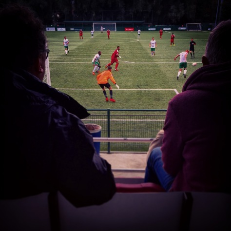 Whyteleafe 0-2 Welling United