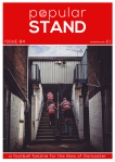 front cover of issue 84 of popular STAND fanzine
