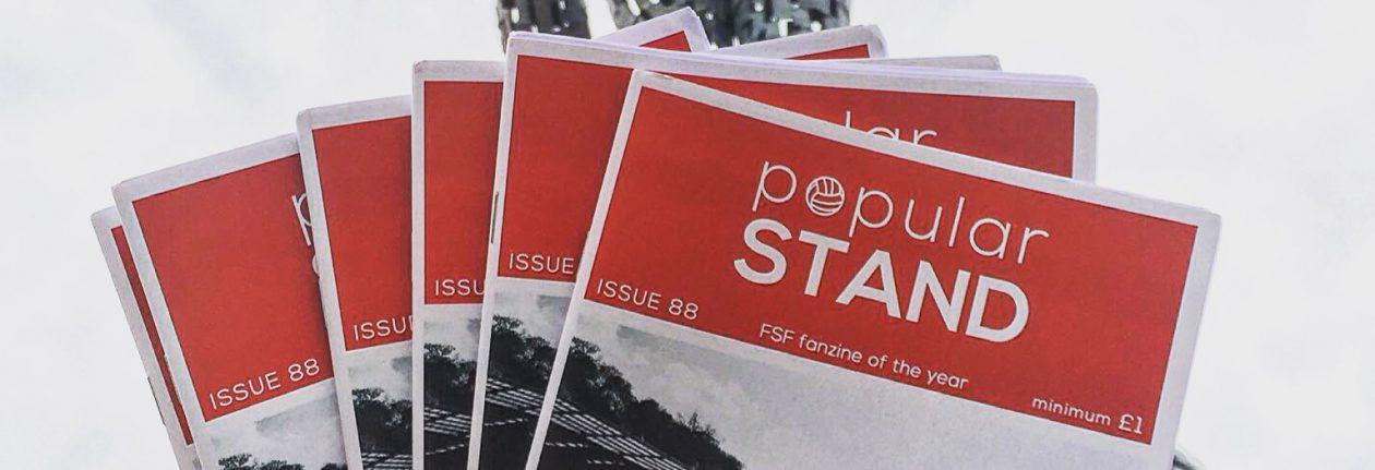 popular STAND fanzine