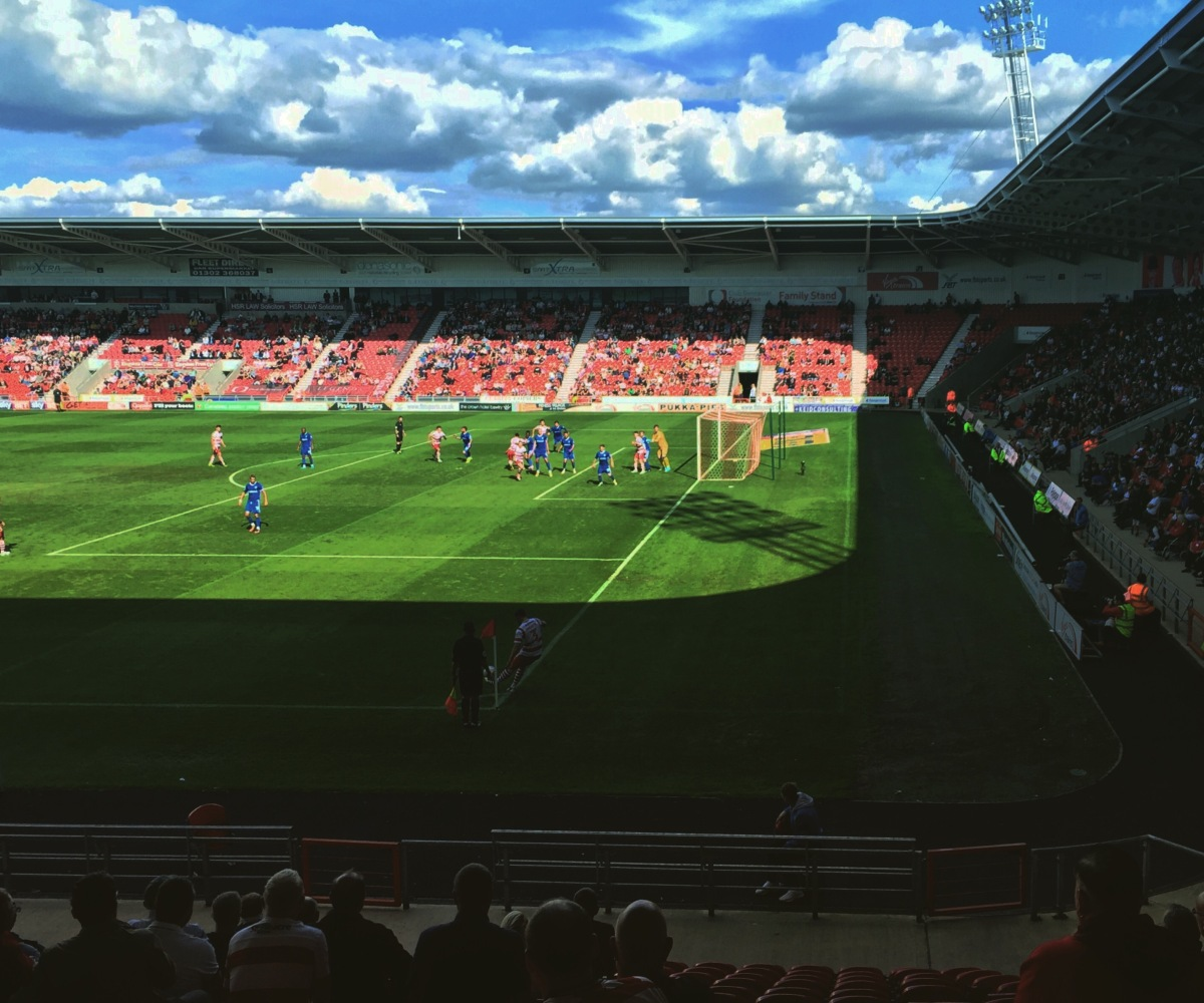 Doncaster Rovers 0-1 Oxford United: 250 word match report