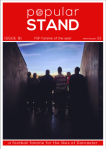 the front cover of issue 91 of Doncaster Rovers fanzine, popular STAND