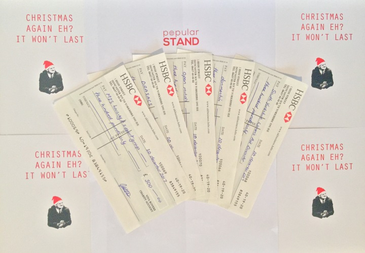 popular STAND fanzine gives away £1,500 to Doncastercharities