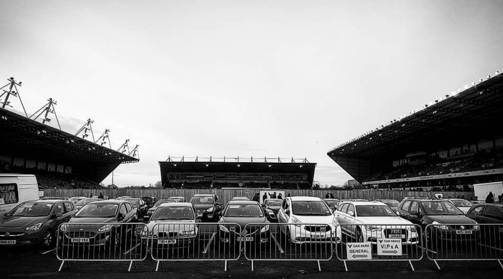 Oxford United's Kassam Stadium come car-park