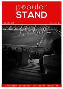 popular STAND fanzine 82 cover