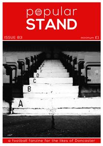 popular STAND fanzine 83 cover