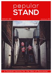 popular STAND fanzine 84 cover
