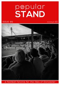 popular STAND fanzine 85 cover