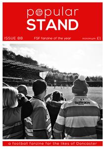 popular STAND fanzine 88 cover