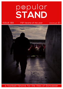 popular STAND fanzine 89 cover