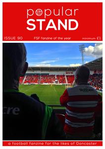 popular STAND fanzine 90 cover