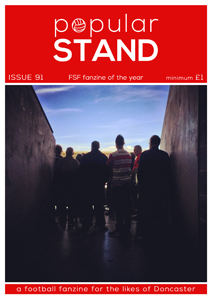 popular STAND fanzine 91 cover